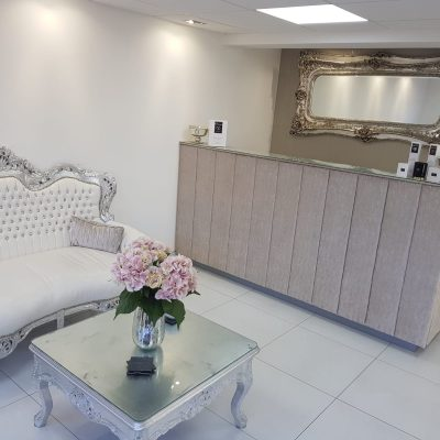 Reception - Taylor Made Aesthetics Clinic Liverpool